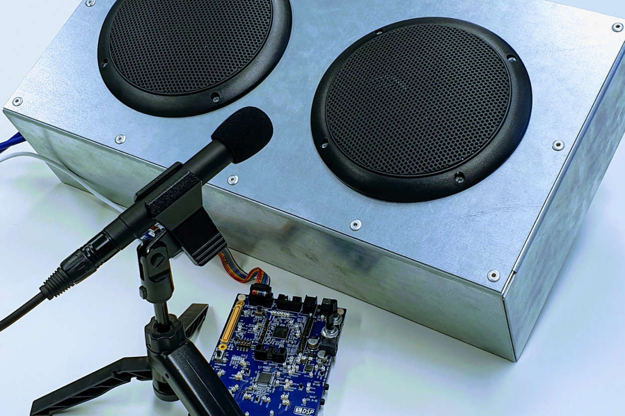 Industrial noise cancellation devices